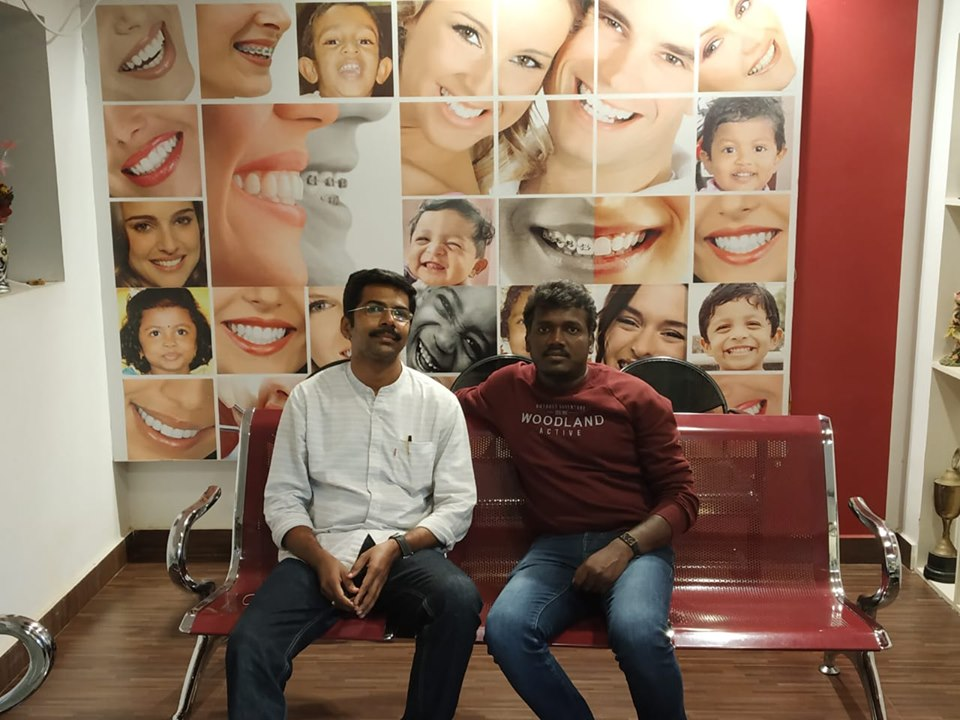 Doctor with Film Director Mari Selvaraj