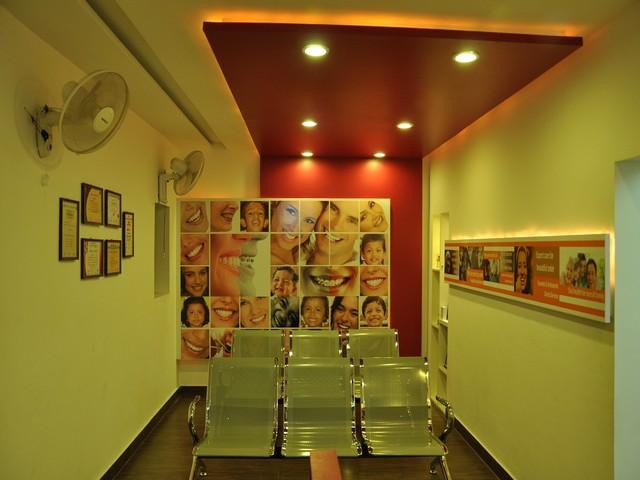 Sakti Dental Clinic recception area