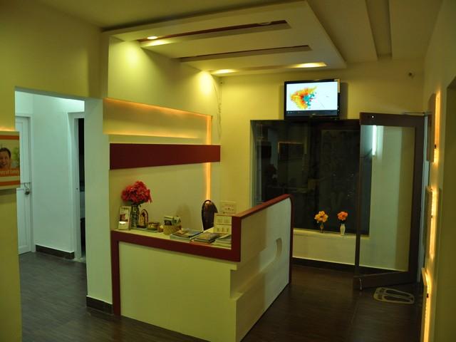 Sakti Dental Clinic Reception