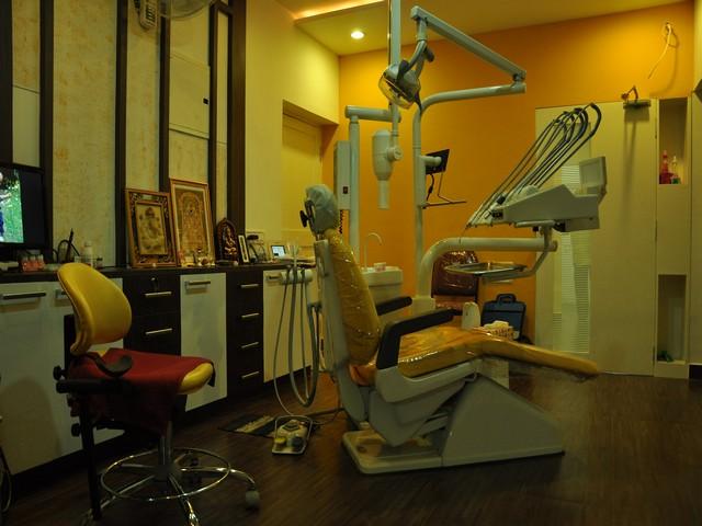 Dental Chair setup
